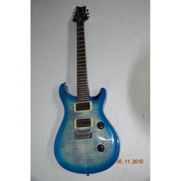 Custom 24 Frets Paul Reed Smith Robot Blue Electric Guitar