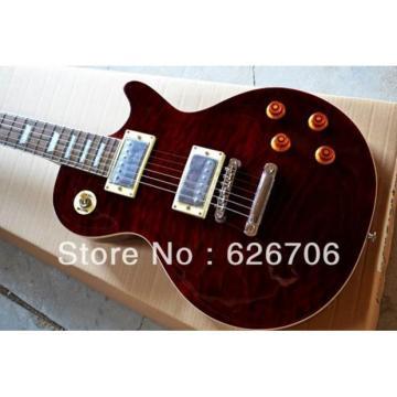 Custom 1958 LP Dark Red Standard Electric Guitar