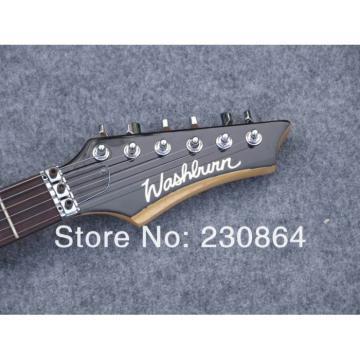 Custom  Washbn RX Fulcrum Trem Tremolo Electric Guitar