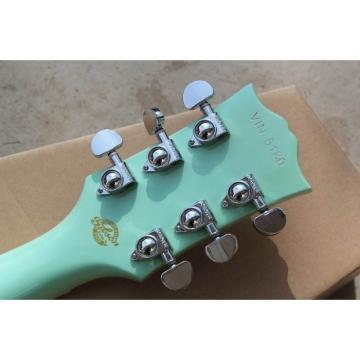 Corvette Custom Shop Sea Foam Green Electric Guitar