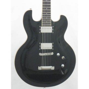 Brand New DBZ IMST-BK Thinline Imperial ST Black Electric Guitar