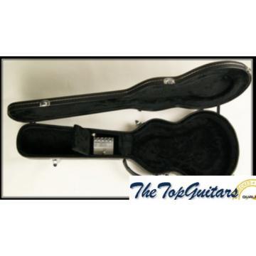 Black Electric Guitar Hardcase