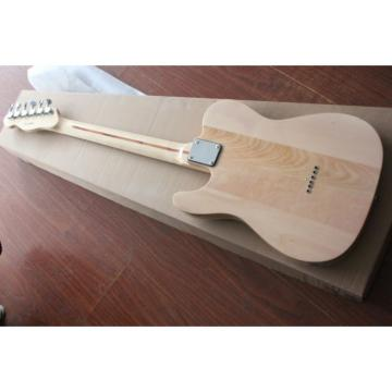60th Anniversary Broadcaster Nocaster Natural Electric Guitar