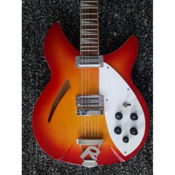 12 Strings Custom Rickenbacker 360 12C63 Fireglo Electric Guitar