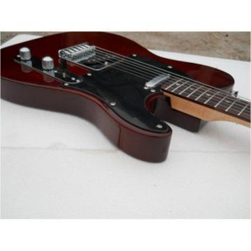Custom Standard Telecaster Reddish Brown Electric Guitar