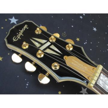 Custom Shop Zakk Wylde White Epi LP Electric Guitar