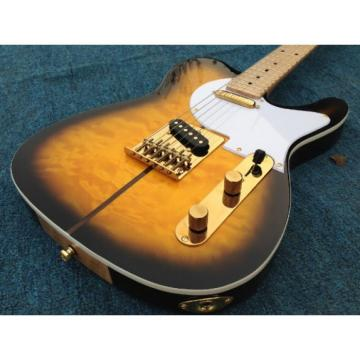 Custom Shop Tuff Dog Natural Merle Haggard Telecaster Electric Guitar