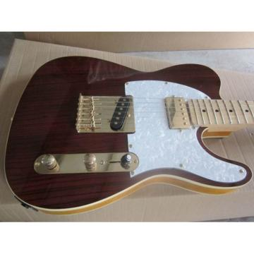 Custom Shop Telecaster Rosewood Top Electric Guitar