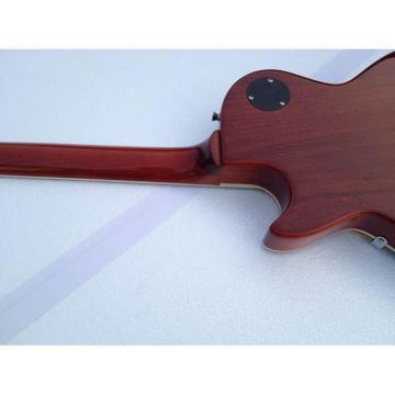 Custom Shop Tiger Maple Stripe Standard  LP Electric Guitar
