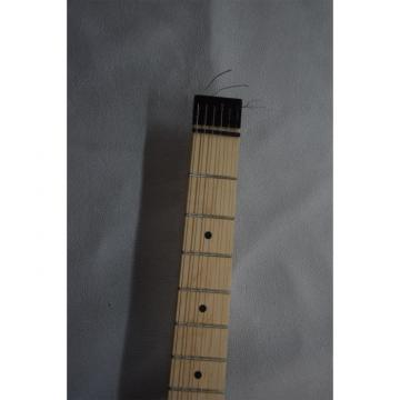 Custom Shop Steinberger Headless Natural Electric Guitar