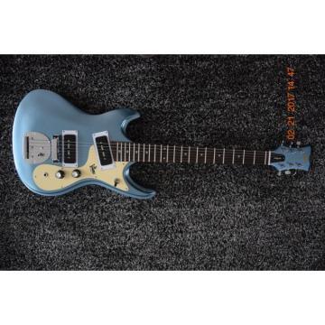 Custom Shop Mosrite Blue 1965 Electric Guitar