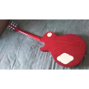Custom Shop LP Sunburst Tiger Maple Top Electric Guitar