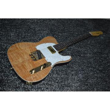 Custom Shop Fender Dead Wood Telecaster Electric Guitar Contour Body