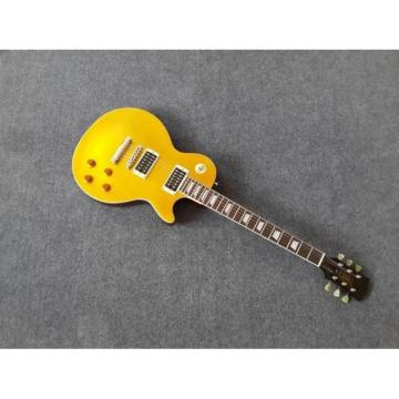 Custom Shop Gold Top Standard  LP Electric Guitar