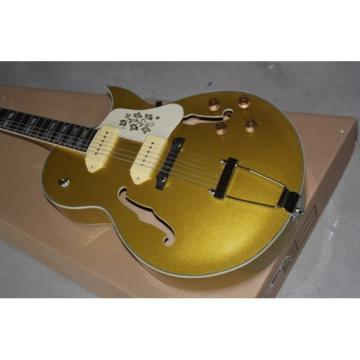 Custom Shop Gold Top P90 Pickup ES125 Electric Guitar