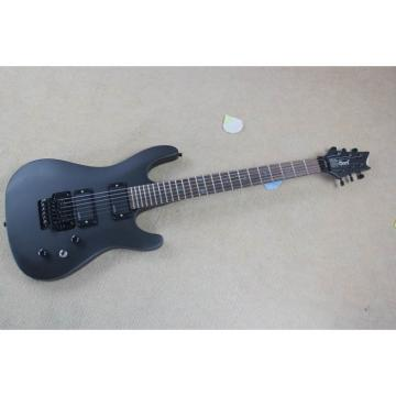 Custom Shop Cort Black Electric Guitar