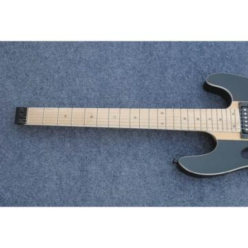 Custom Shop Black Steinberger Electric Guitar
