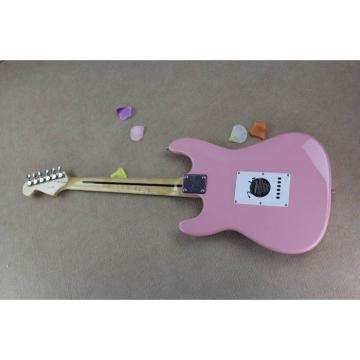 Custom Shop American Vintage Stratocaster Shell Pink Electric Guitar