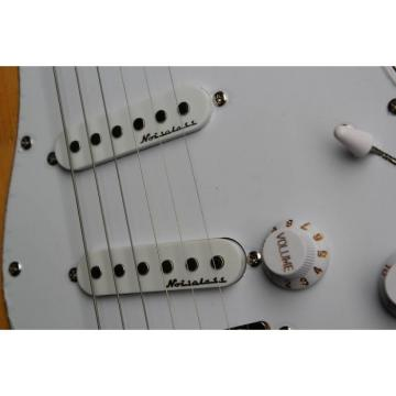 Custom Shop American Stratocaster Natural Electric Guitar