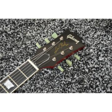 Custom Shop 6 String Gold Top Standard  LP Electric Guitar