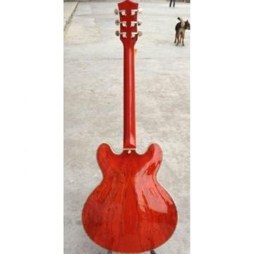 Custom Shop 6 String Natural Gloss Electric Guitar