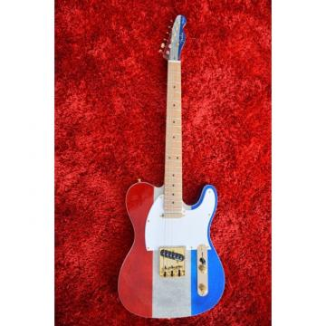 Custom Shop 6 String Buck Owens Telecaster Electric Guitar Wilkinson Parts