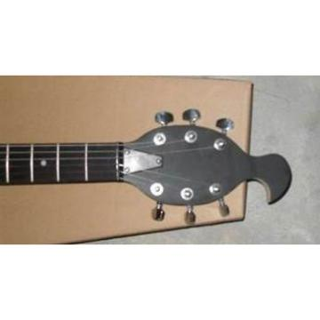 Custom Shop 6 String Black Scorpion Electric Guitar