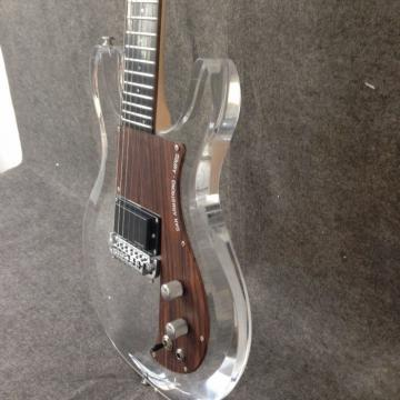 Custom Shop 6 String Ampeg Acrylic Dan Armstrong Electric Guitar