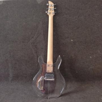 Custom Shop 6 String Ampeg Acrylic Dan Armstrong Electric Guitar