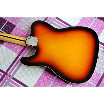 Custom Merle Haggard Telecaster Bigsby Tremolo Sunburst Electric Guitar