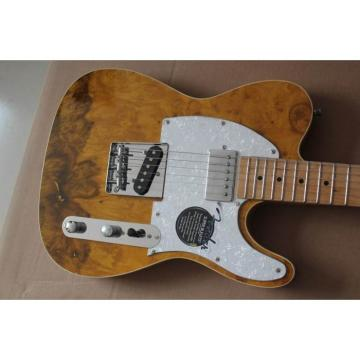 Custom Grain Deadwood Telecaster Electric Guitar