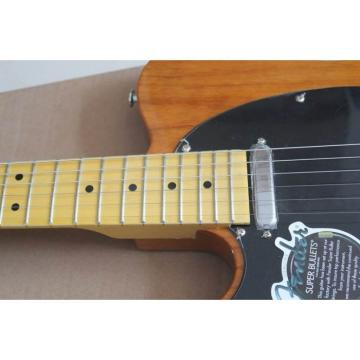 Custom Fender Left Handed Natural Telecaster Electric Guitar