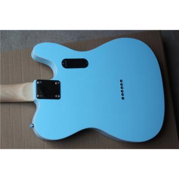 Custom Fender Left Handed Marine Green Telecaster Electric Guitar