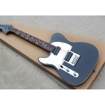 Custom Fender Left Handed Black Telecaster Electric Guitar