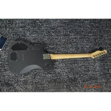 Custom American Standard Manson Telecaster Matte Black Electric Guitar