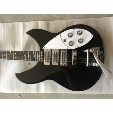 Custom Shop Rickenbacker 325 Jetglo Guitar