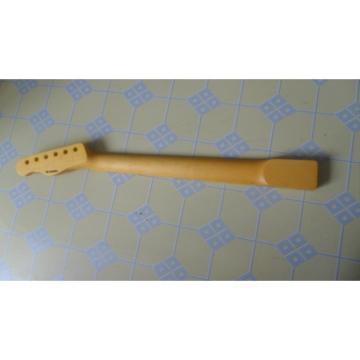 Fender Telecaster Maple Unfinished Fretboard