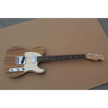 Custom Shop Natural Burlywood Fender Telecaster Guitar