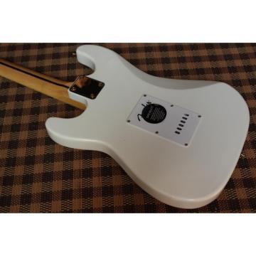 Custom Shop Eric Johnson White Fender Stratocaster Guitar