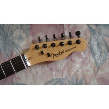 Custom Fender Telecaster Eagle Design Guitar