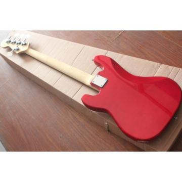 American Custom Fireglo Fender Stratocaster Guitar