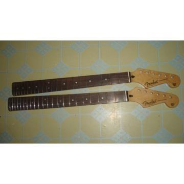 2 Pcs Fender Strat Unfinished Fretboard