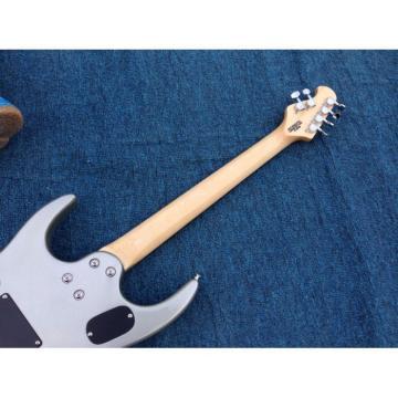 Custom Shop Music Man John Petrucci Ernie Ball JP6 Silver Gray Guitar
