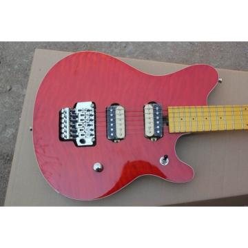 Custom Shop Music Man Ernie Ball Custom Red 6 String Guitar