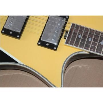 Custom Shop Music Man Cream Black Armada Ernie Ball Guitar