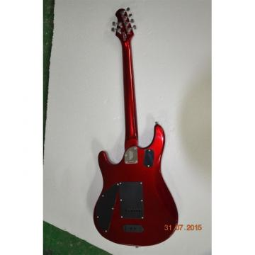 Custom Music Man John Petrucci Ernie Ball JP6 Metallic Red Guitar