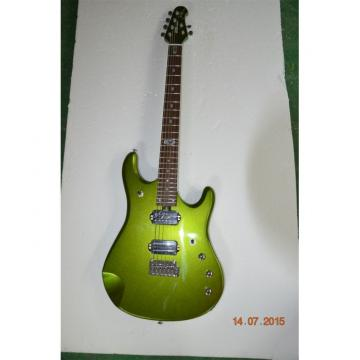 Custom Music Man John Petrucci Ernie Ball JP6 Metallic Green Guitar