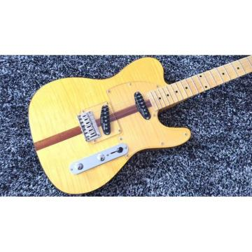 Custom Shop Standard Prince TV Yellow Flame Maple Top H.S. Anderson Mad Cat Guitar