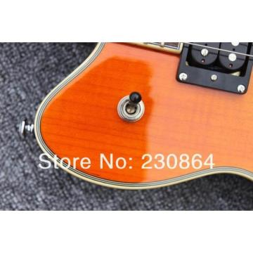 Custom  Washburn Passive Humbuckers Honey Burst Guitar
