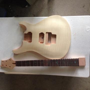 Custom Shop Paul Reed Smith Unfinish Builder Guitar DIY